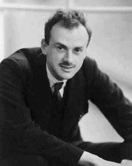 Paul Dirac, Nobel prize laureate